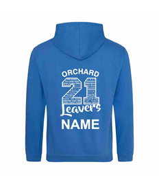 Adult size OFFICIAL Leavers Hoody 2021