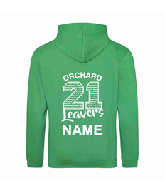 Junior size OFFICIAL Leavers Hoody 2021