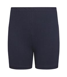 Girls Stretch Cotton Gym Shorts