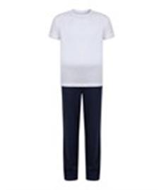 Adult's Personalised Printed Pyjamas