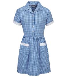 Orchard School Gingham Dress