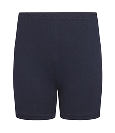 Junior Girls stretch cotton gym shorts