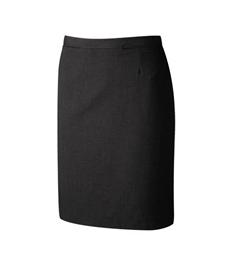 Straight Fit Skirt