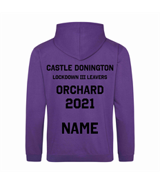 Adult size Leavers Hoody