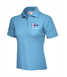 Soar Boating Club Embroidered Ladies Polo