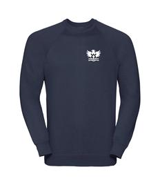 Junior Sweatshirt - Navy