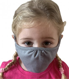 Pack of 2 Kids Eco Performance Face Mask
