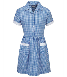 Diseworth Gingham Dress