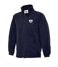 Junior Size Full Zip Fleece